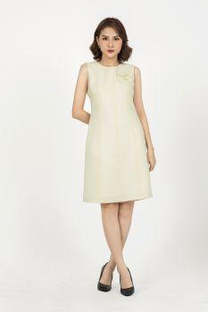 Đầm Váy Công Sở Làm Đồng Phục Nhân Viên.