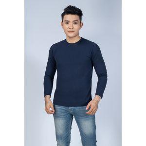 Áo Thun Cotton 65/35 Dành Cho Nam Dài Tay - MTCO0024